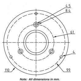 dc28f 8 1 1 8 silk dome tweeter 8 ohm dayton audio Dual 1 Ohm Wiring-Diagram dc28f 8 1 1 8 silk dome tweeter 8 ohm