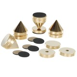 ISO-4G Gold Isolation Cone Set 4 Pcs.