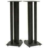 Dayton Audio SSMB24 630mm Steel Speaker Stand Pair
