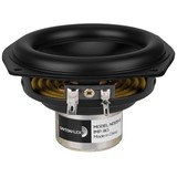 "ND105-8 4"" Aluminum Cone Midbass Driver 8 Ohm"