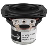 "Dayton Audio ND65-4 2-1/2"" Aluminum Cone Full-Range Driver 4 Ohm"