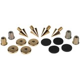 DSS2-G Gold Spike Set 4 Pcs.