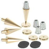 DSS3-G Gold Spike Set 4 Pcs.