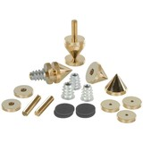 DSS5-G Gold Spike Set 4 Pcs.