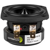 "Dayton Audio RS75T-8 3"" Reference Full-Range Driver Truncated Frame"