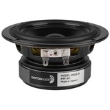 "Dayton Audio DS115-8 4"" Designer Series Woofer Speaker"