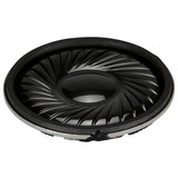 "CE38MB-32 1-1/2"" Mini Speaker Black 32 Ohm"