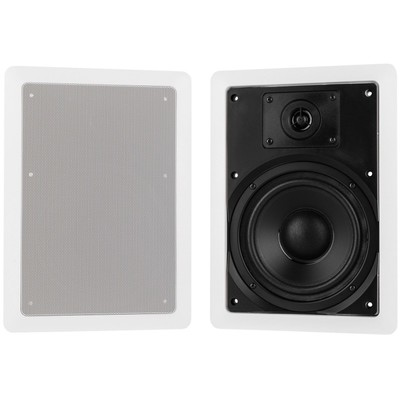 "CS620W 6-1/2"" 2-Way In-Wall Speaker Pair"