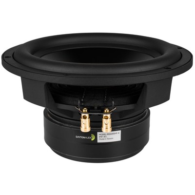"RSS265HF-4 10"" Reference HF Subwoofer 4 Ohm"