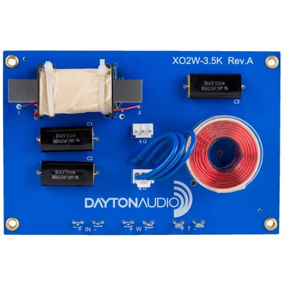 XO2W-3.5K 2-Way Crossover 3,500 Hz