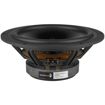 "RS225-4 8"" Reference Woofer 4 Ohm"