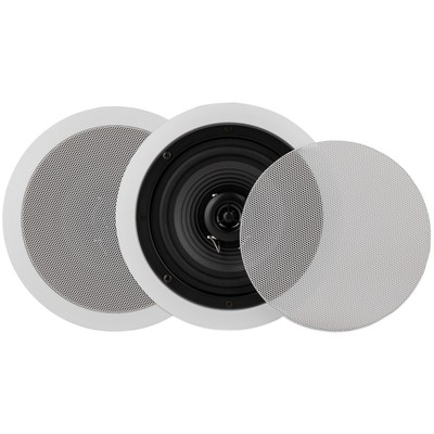"CS620CT 6-1/2"" 2-Way 70V Ceiling Speaker Pair"