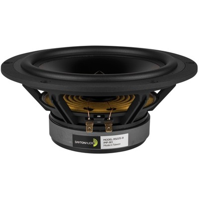 "RS225-8 8"" Reference Woofer 8 Ohm"