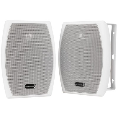 "IO525W 5-1/4"" 2-Way Indoor/Outdoor Speaker Pair White"