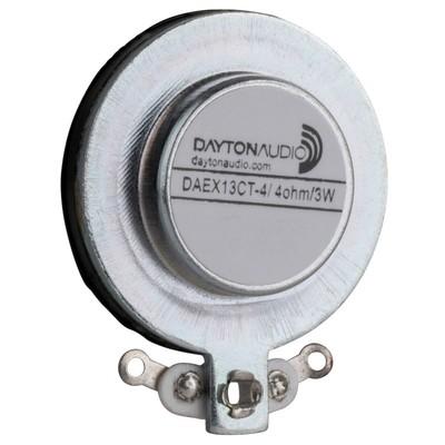 DAEX13CT-4 Coin Type 13mm Exciter 3W 4 Ohm - Dayton Audio