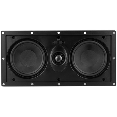 "ME525MTM 5-1/4"" MTM LCRS In-Wall Speaker Each"
