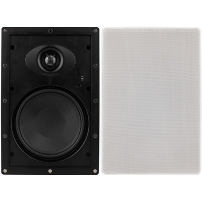 "ME625W 6-1/2"" 2-Way In-Wall Speaker Pair"