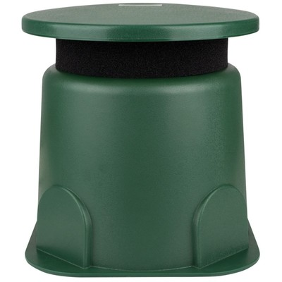 "R082 Omni-Radiant 8"" Stereo 2-Way Outdoor Garden Speaker - Green"