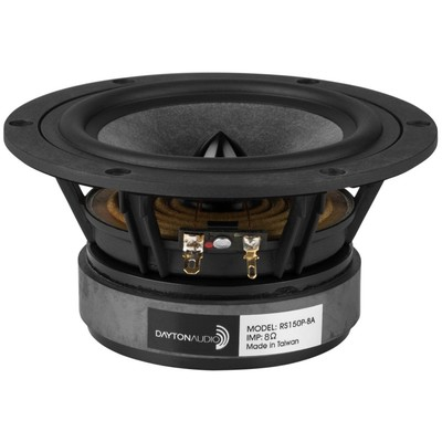 "RS150P-8A 6"" Reference Paper Woofer 8 Ohm"