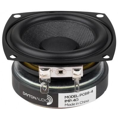 "PC68-4 2-1/2"" Full-Range Poly Cone Driver"