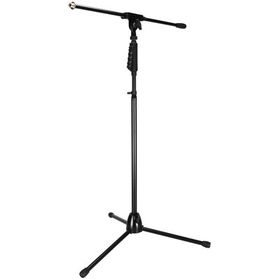 Talent SQMS2 Single Hand Clutch Tripod Microphone Stand with Boom