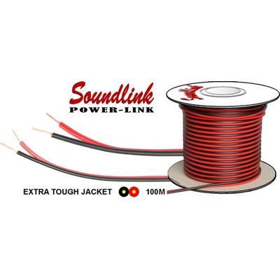 12AWG Soundlink Heavy duty speaker cable