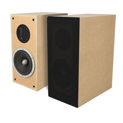 "HDSK360-MDF 6. 5"" MTM SPEAKER KIT PAIR"